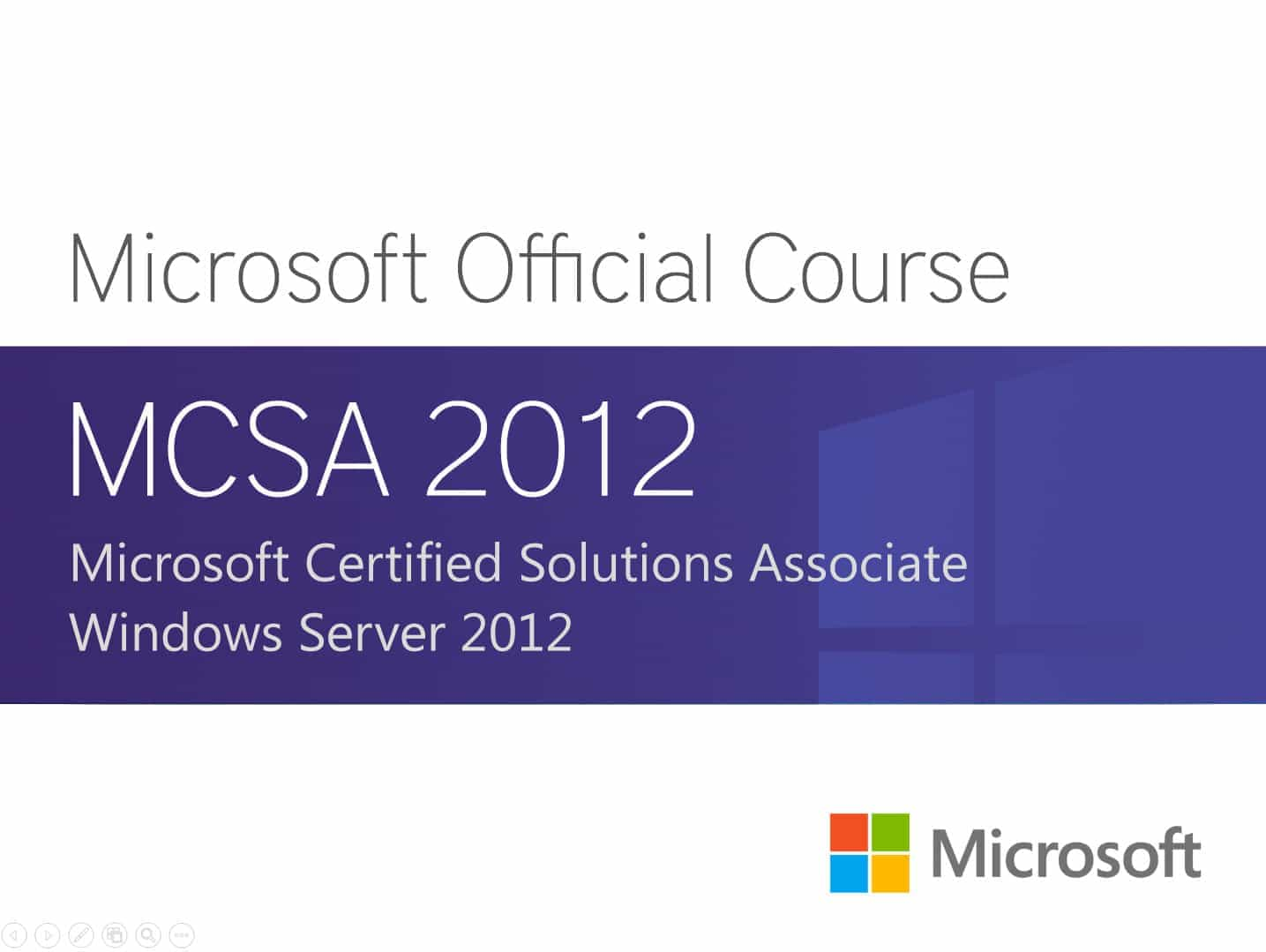 Microsoft Mcsa Windows Server Certification Denge Consulting